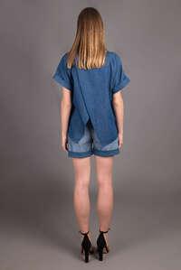 Блуза-28041P
