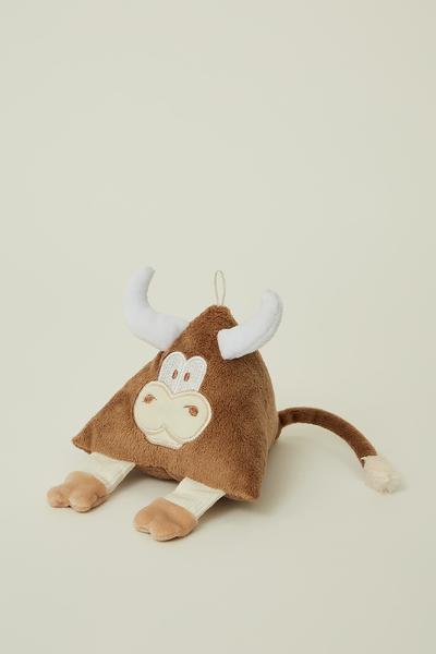 Іграшка-Игрушка мягкая бычок