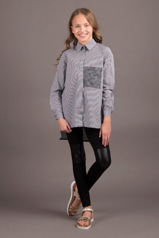 Рубашка-K30016P