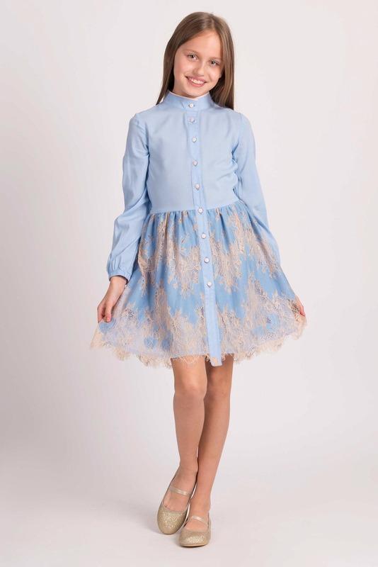 Платье-K40010